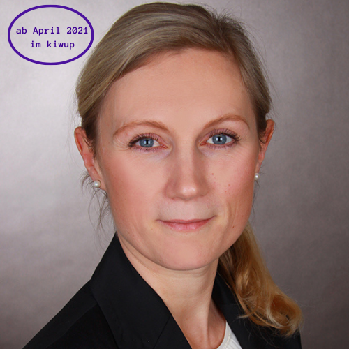 Dr. med. Carolin Ramelow (starting 1 April)
